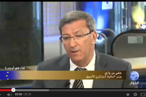 Ali-Benouari-Interview-Lila.Lefevre-Al.Hiwar-TV-08032013