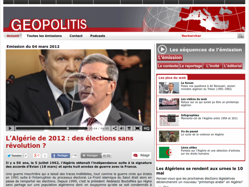 Ali-Benouari-Invite-RTS-Geopolitis-Presidentielles-2014-05.32012