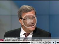 Invité du Télé journal de la Télévision suisse sur les élections législatives du 10 Mai 2012 en Algérie