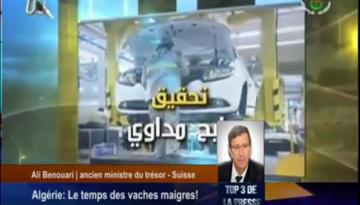 Ali-Benouari-Magharibia-TV-Algerie-le-temps-des-vaches-maigres