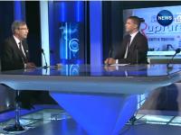 Ali Benouari prône la révolution globale dans le 19h Info de Khaled Drareni