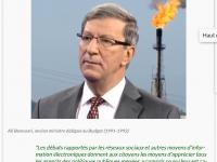 Ali Benouari, Algérie-Infos : Gaz de schiste. Après le désastre économique, le désastre écologique ?